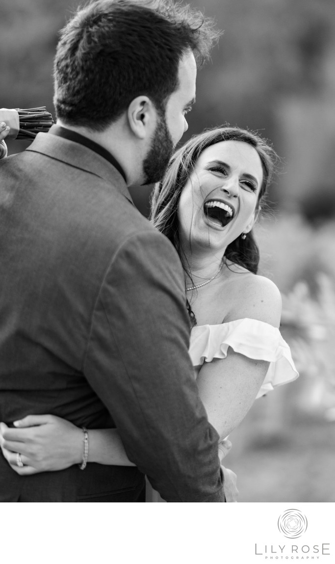 Micro and Intimate Sonoma Wedding Photography