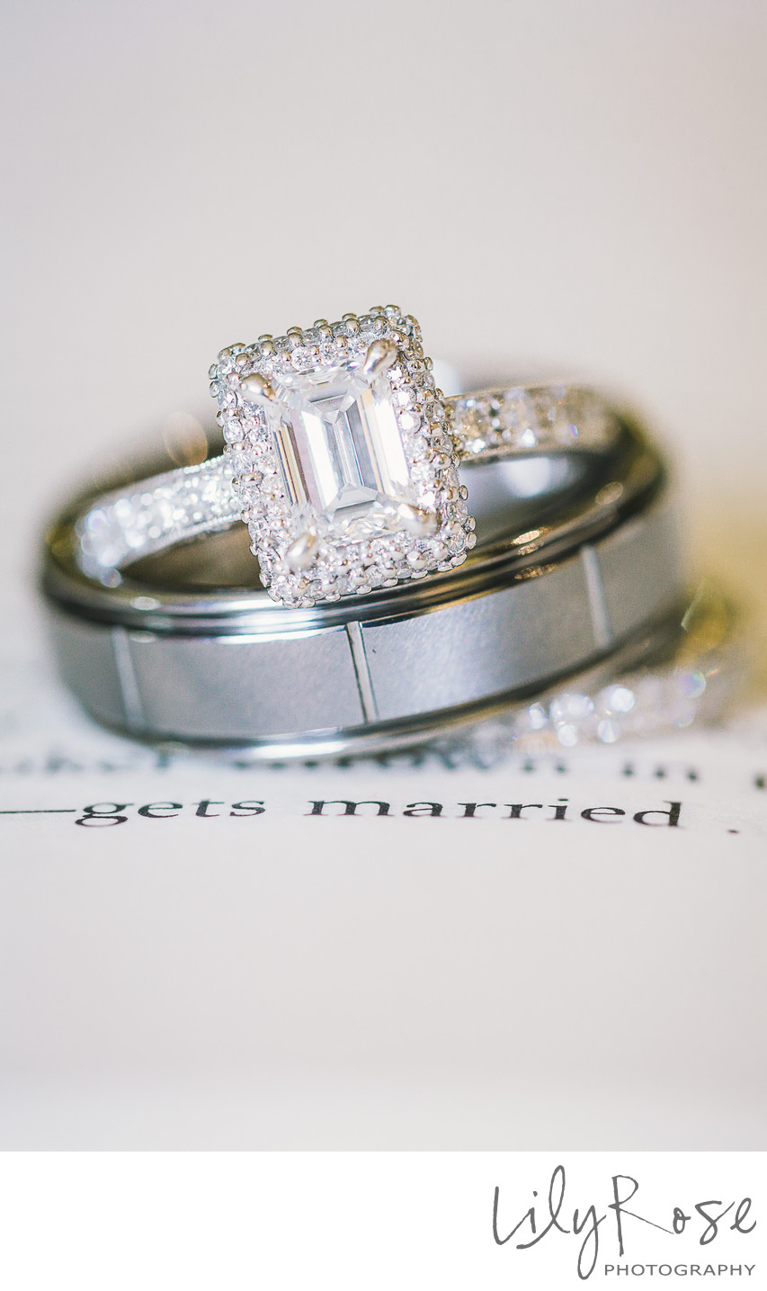 Engagement Ring Wedding Photography
