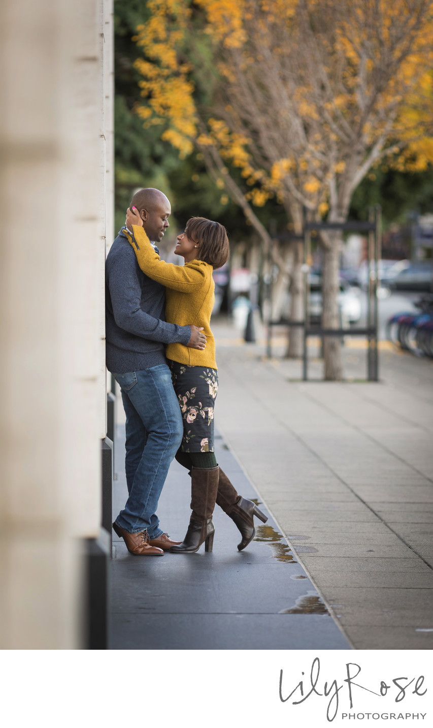 San Francisco Engagement Couple Photography