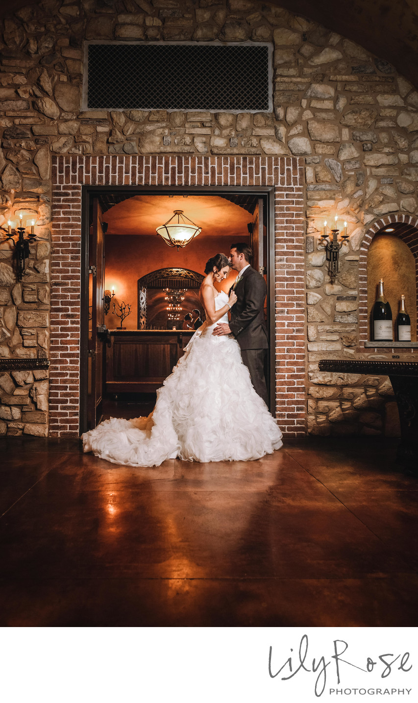 Cave Wedding at Meritage Resort and Spa Napa