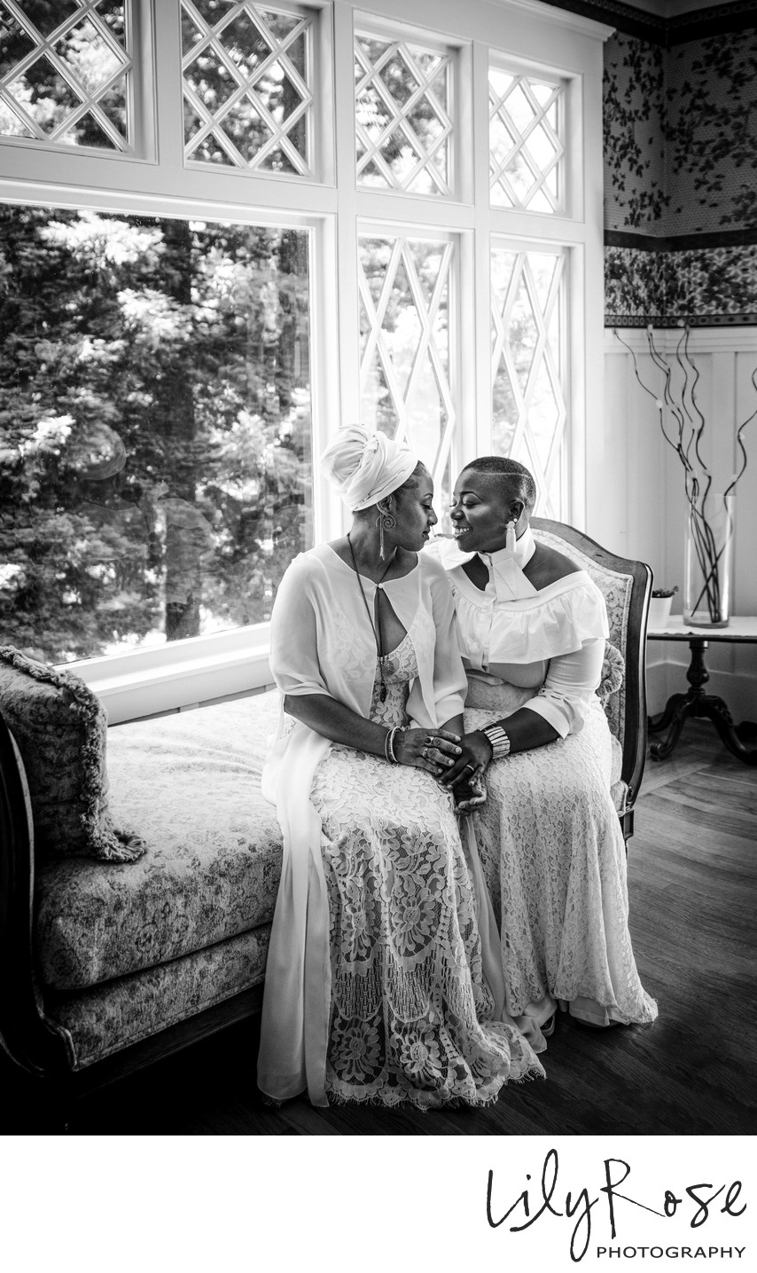 LGBT+ Sonoma Intimate and Micro Wedding Photographers