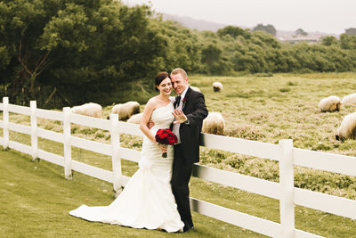 Best Wedding Venue Mission Ranch Carmel Photographer