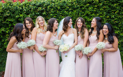 Bridal Party Silverado Resort and Spa