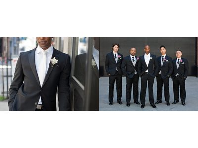 Wedding Photos in San Francisco St. Regis Hotel