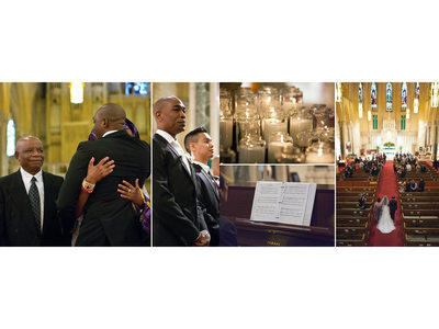 St. Patrick Church Wedding