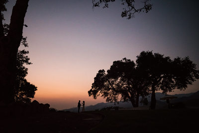 Best Photography Sunset Wedding