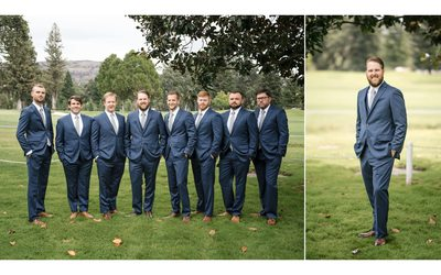 Napa Silverado Resort Wedding Photographers