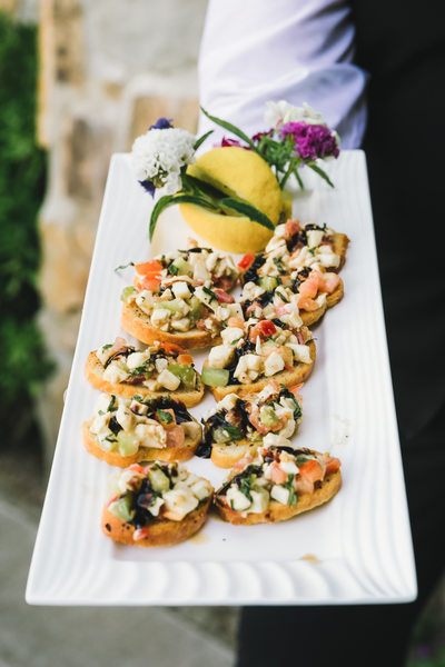 Napa Valley Catering at Jacuzzi Family Vineyards