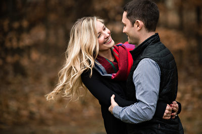Glens Falls NY engagement photos