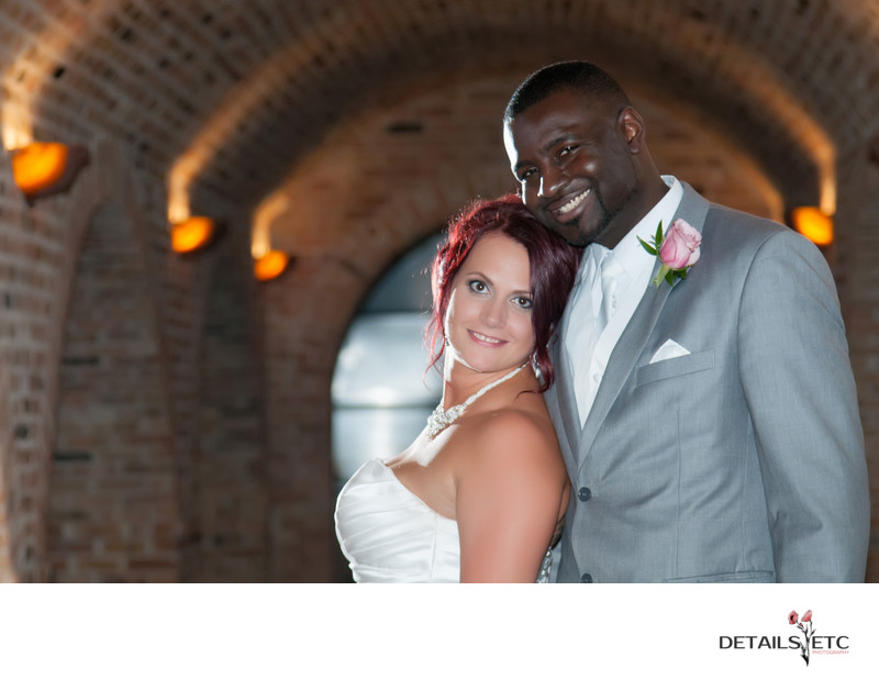 Wine Cellar Wedding Photos at Notos