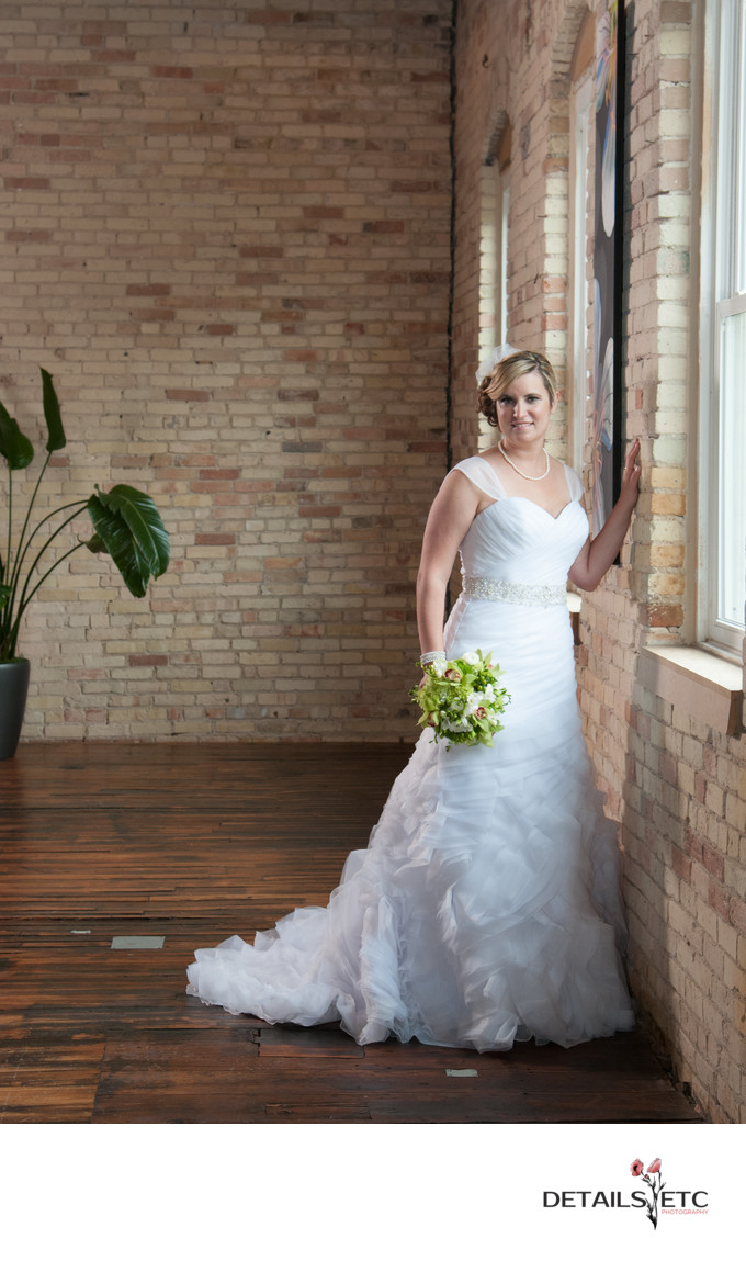 Bride in Grand Rapids MI