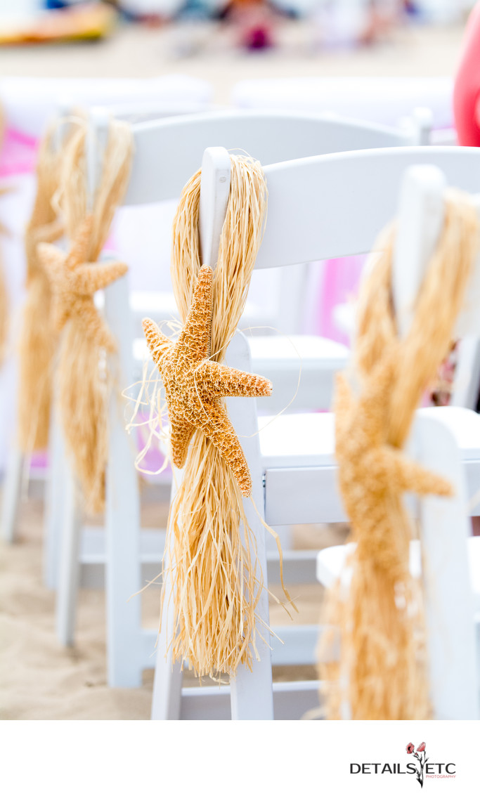 Lake Michigan Beach Wedding Detail Photos