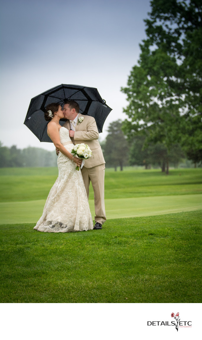 Wedding Reception at Orchard Hills Golf Course in Shelbyville Michigan