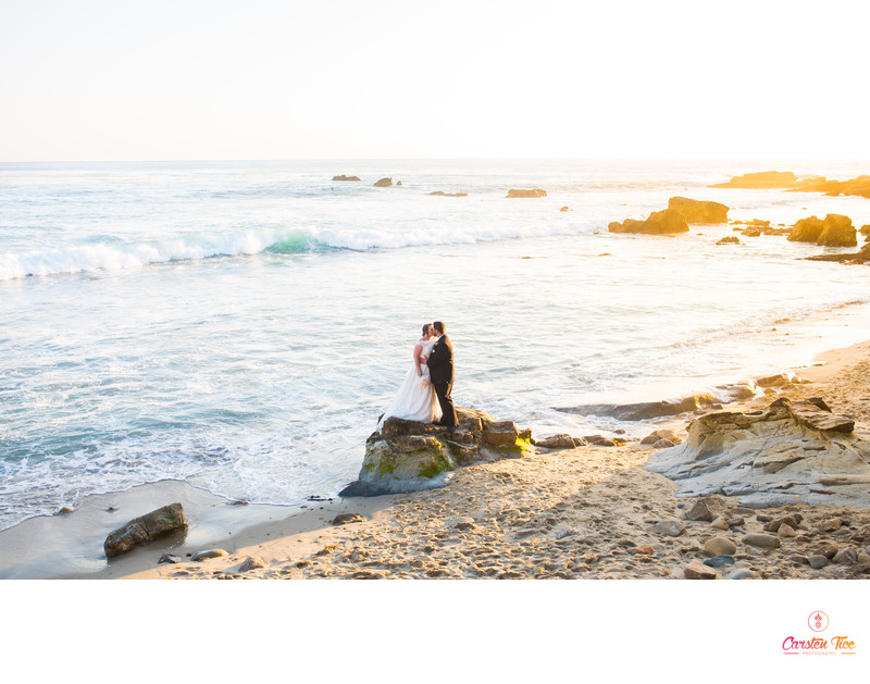 Heisler Park Laguna Beach Wedding