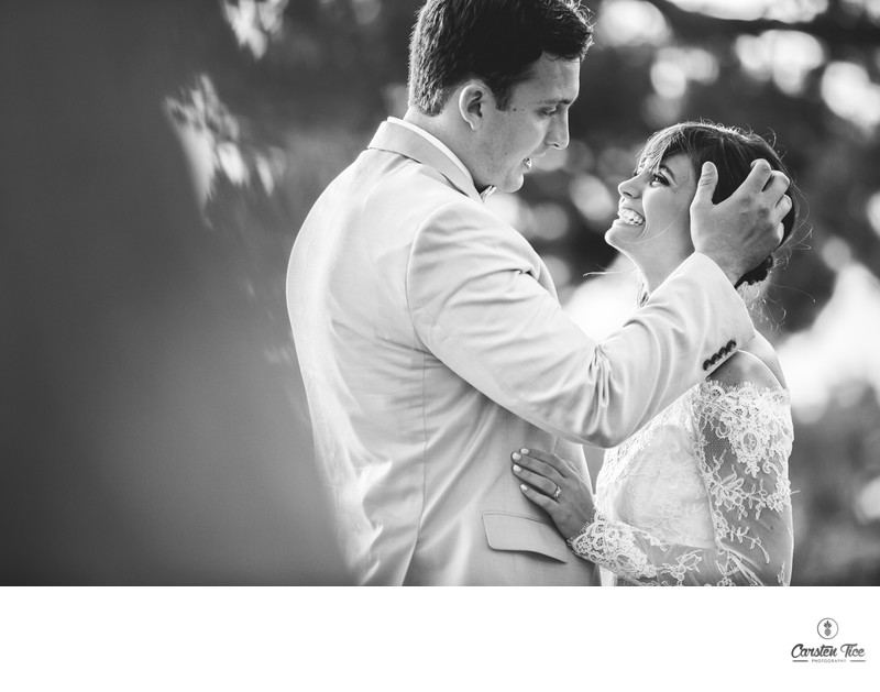 Aliso Viejo Candid Wedding Photography