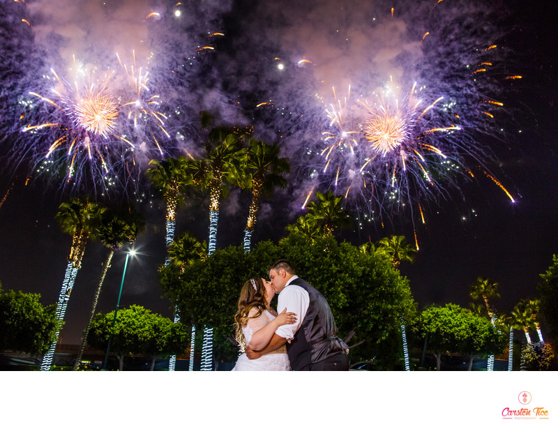 Anaheim Majestic Garden Wedding