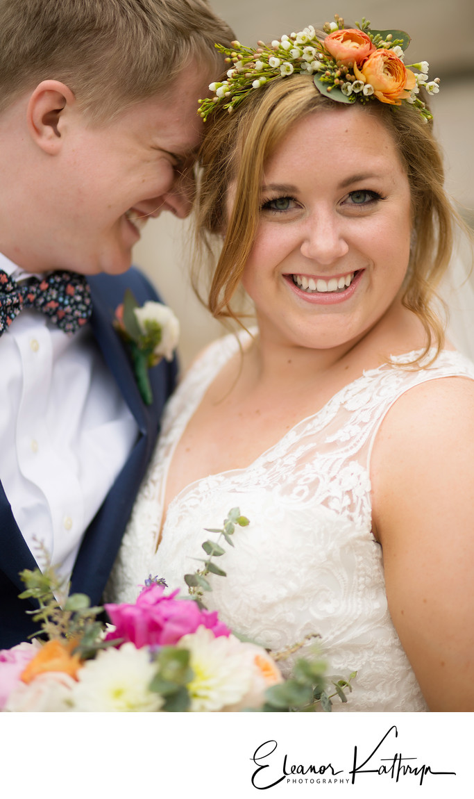 Best Wedding Photographer in Des Moines