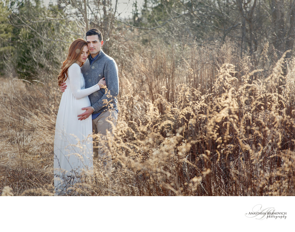 East Walpole Maternity Portraits