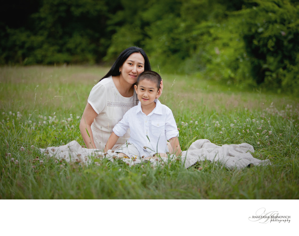 Spring Portraits in Walpole