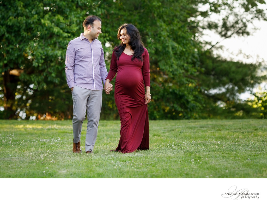 Outdoor Pregnancy Photos