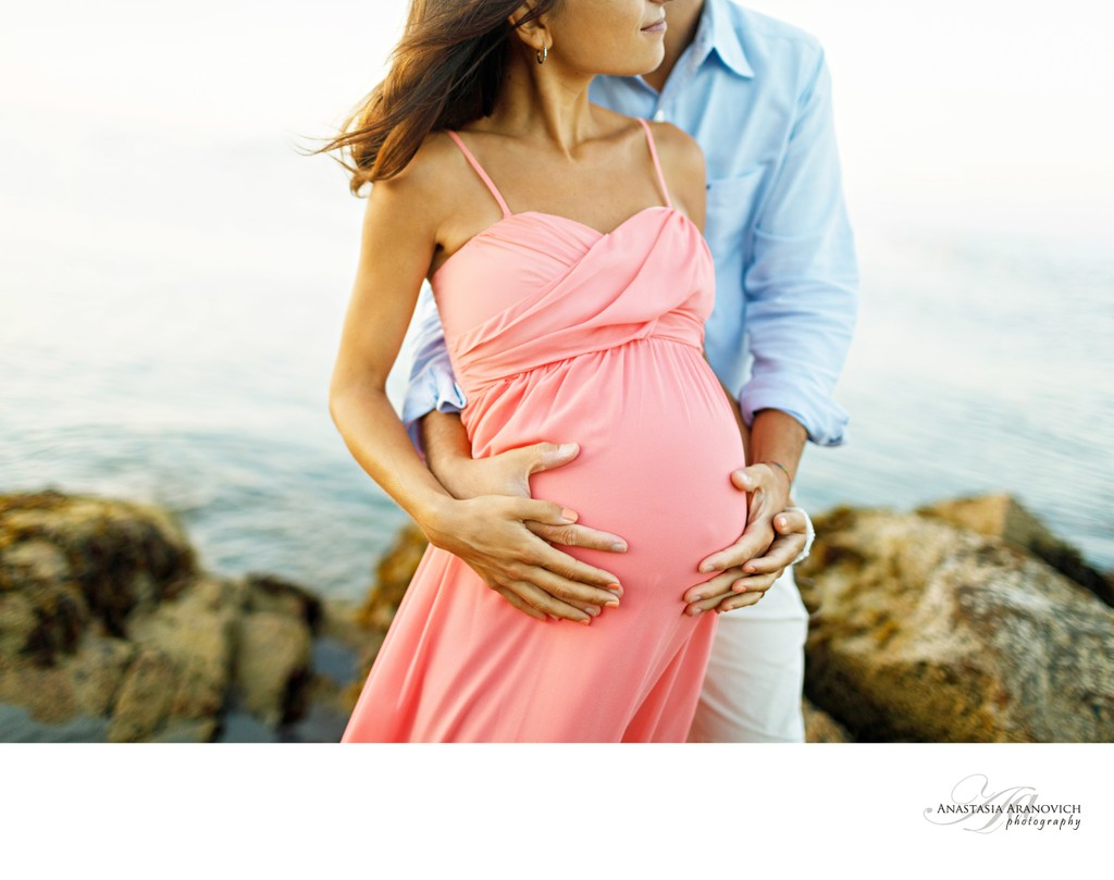 Scituate Maternity Photographer