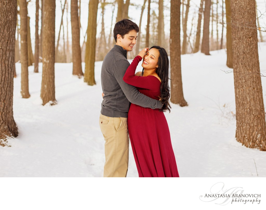 Boston Area Maternity Photographer