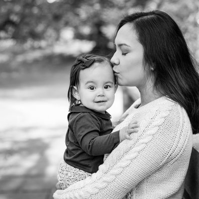 Mother's Day Portraits in Boston