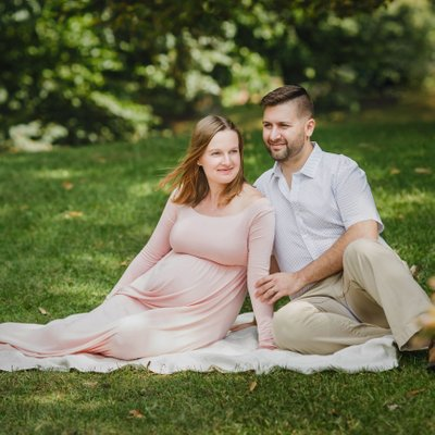 Summertime Maternity Photos