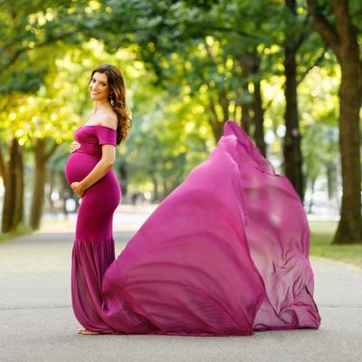 Best Maternity Photos in Boston