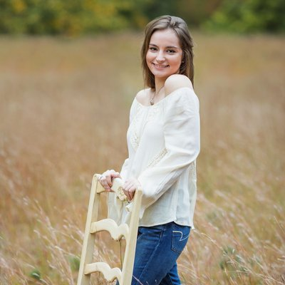 High School Senior Portraits in Walpole