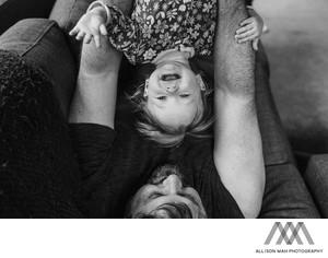 Atlanta family photographer and documentary portraits