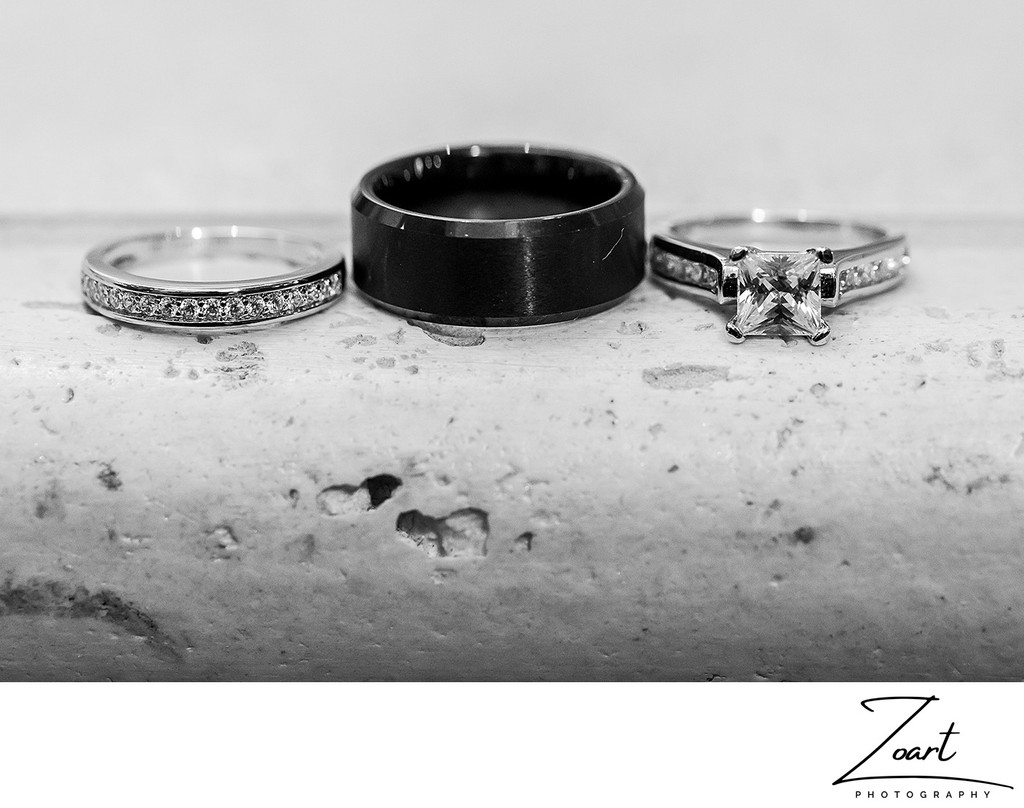 Arden Hills wedding rings