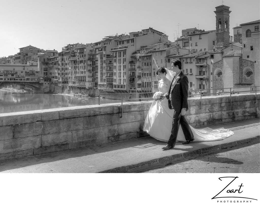 Italy Wedding in Florence | Zoart Photography