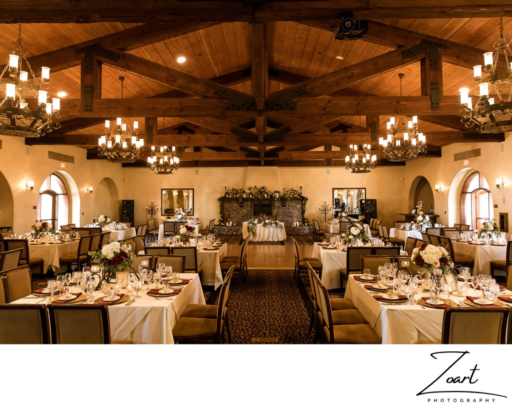 Catta Verdera Country Club Wedding Reception