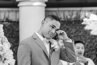 Arden Hills Emotional Groom