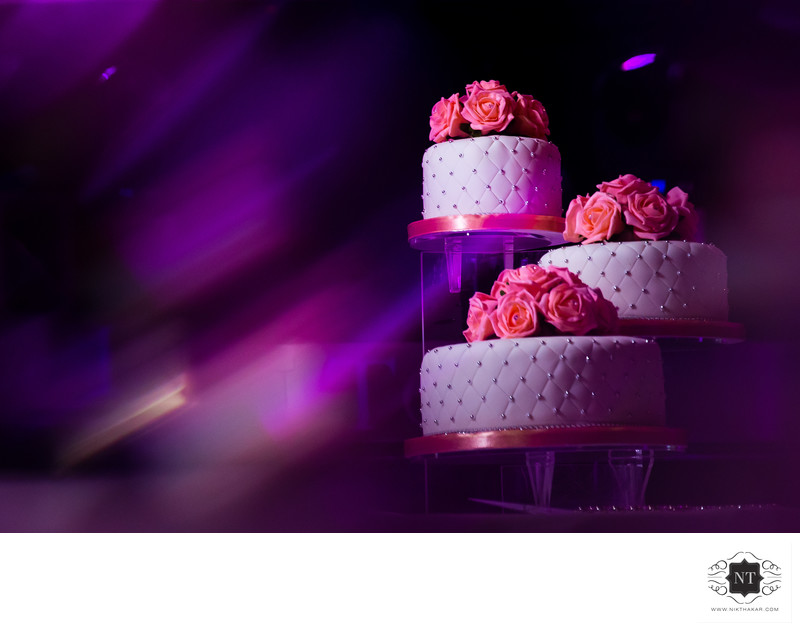 Wedding Cake Photographer