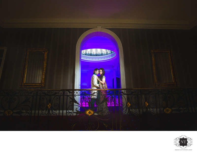 Hedsor House Reception Indian wedding Photographer
