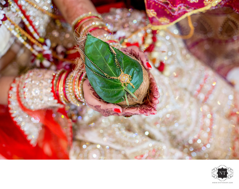 Indian Wedding Details Photographer