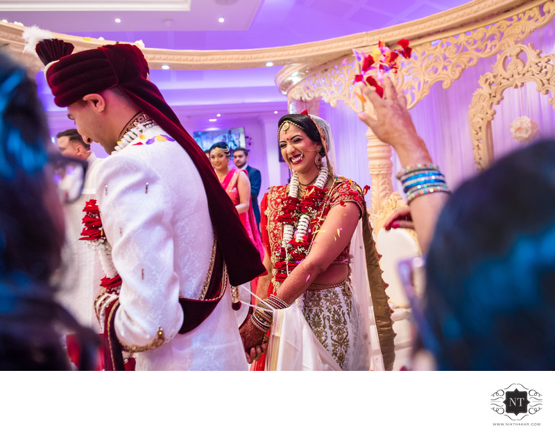 Oshwal centre indian wedding