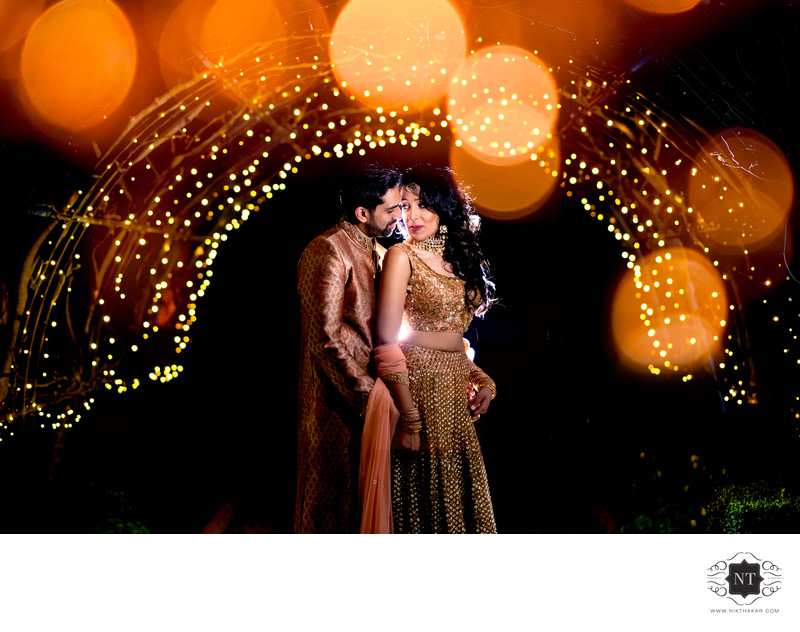 Nik Thakar Asian Indian wedding photographer based in london