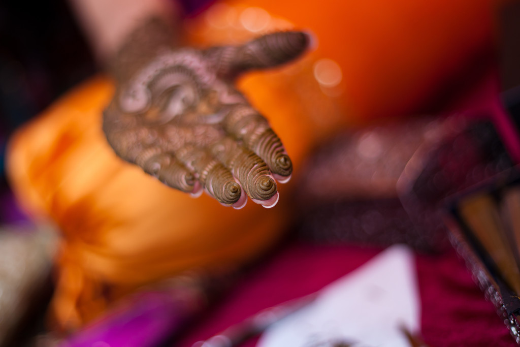 Mehndi Night Photographer