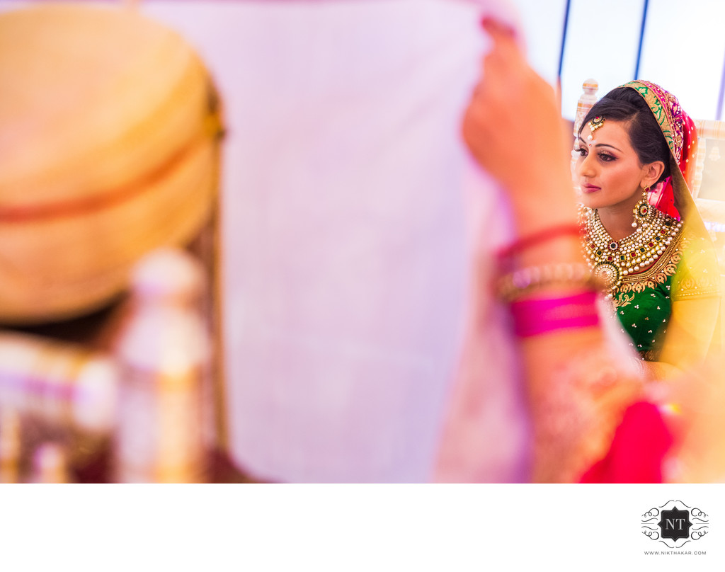 Hindu Wedding Photographer Nik Thakar