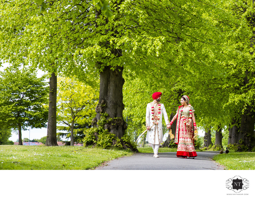 Sikh Wedding Photographer in London