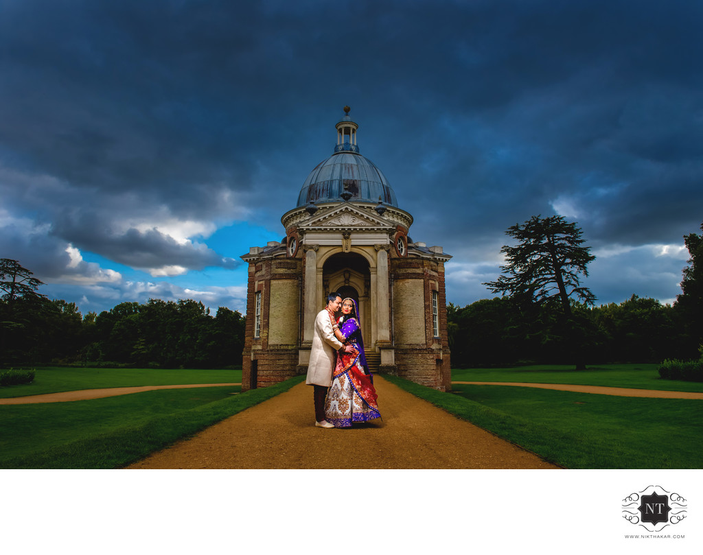 Wrest park indian wedding photographer