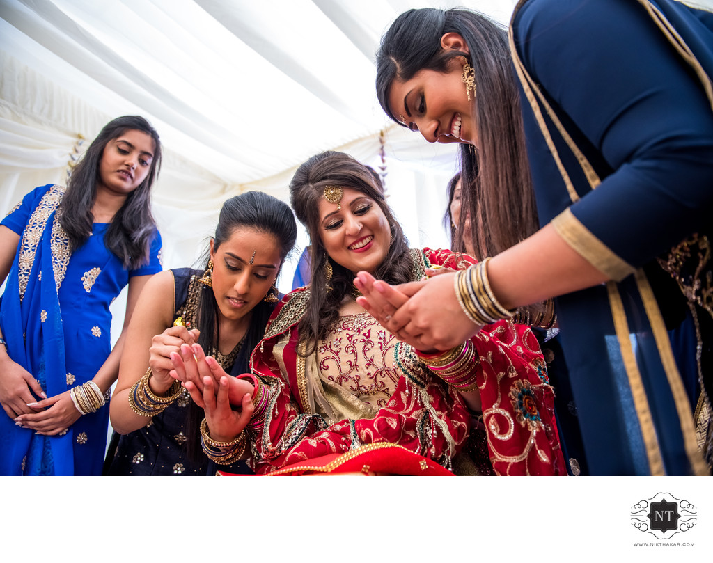 wedding by Award wining indian asian wedding photographer based in london.
