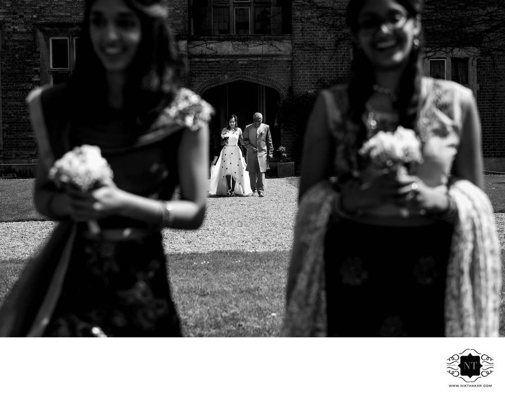 Shendish manor civil wedding asian indian wedding photographer based in london