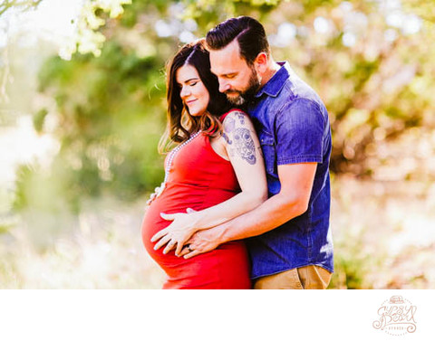 Dripping Springs Maternity Photography