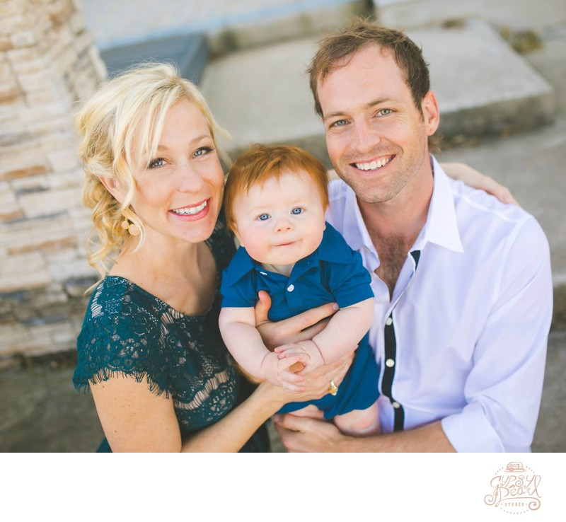 Downtown Austin Family Photographer