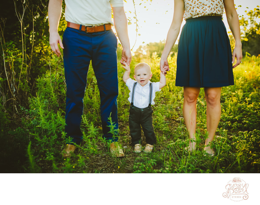 Fun Family Photographer in Austin