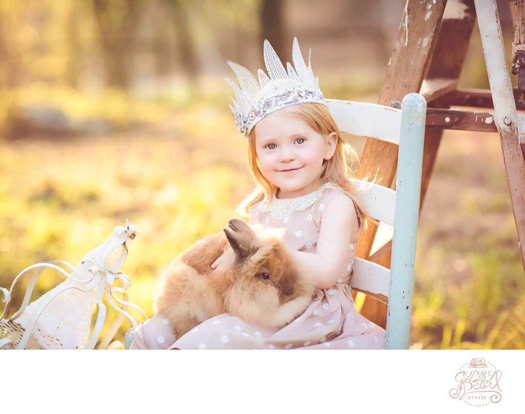 Gorgeous Child Photographer in Dripping Springs